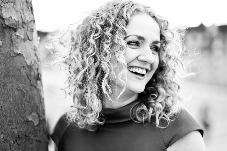 Alexa Kidd-May - London headshot photographer